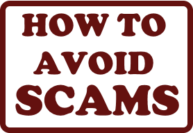 How To Avoid Scams